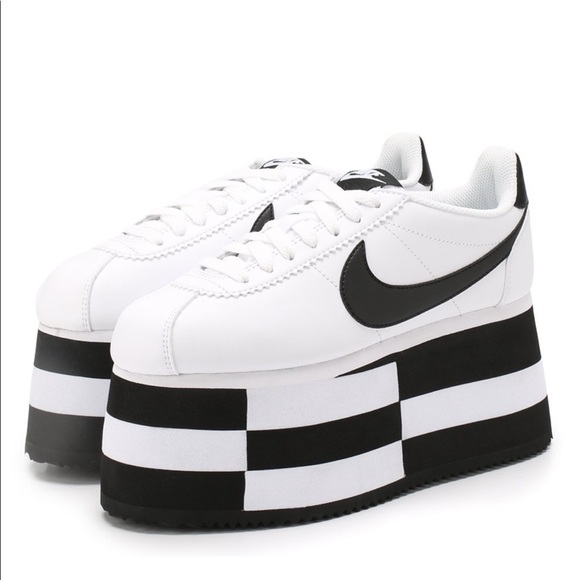 Iso Comme Des Garon X Nike Cortez